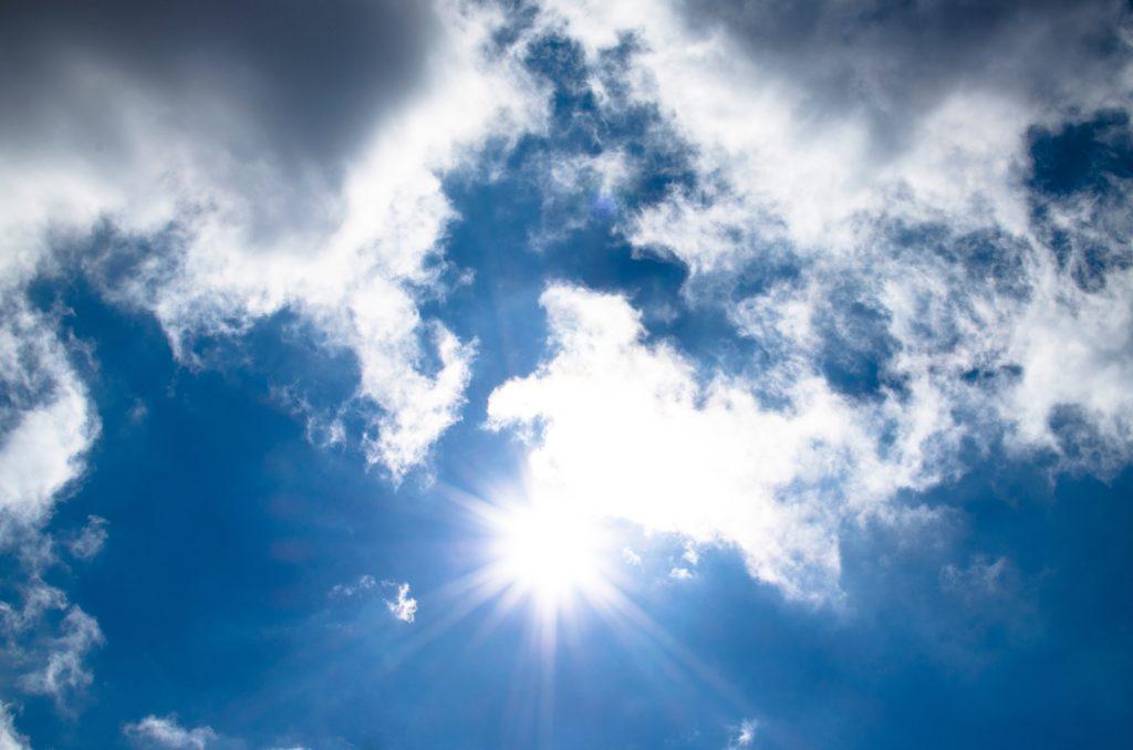 置き場は直射日光と風通しがいいところ