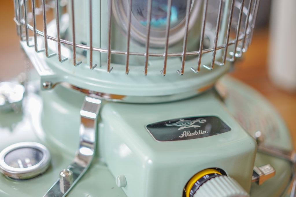 あくまで電気ファンヒーターはサブ