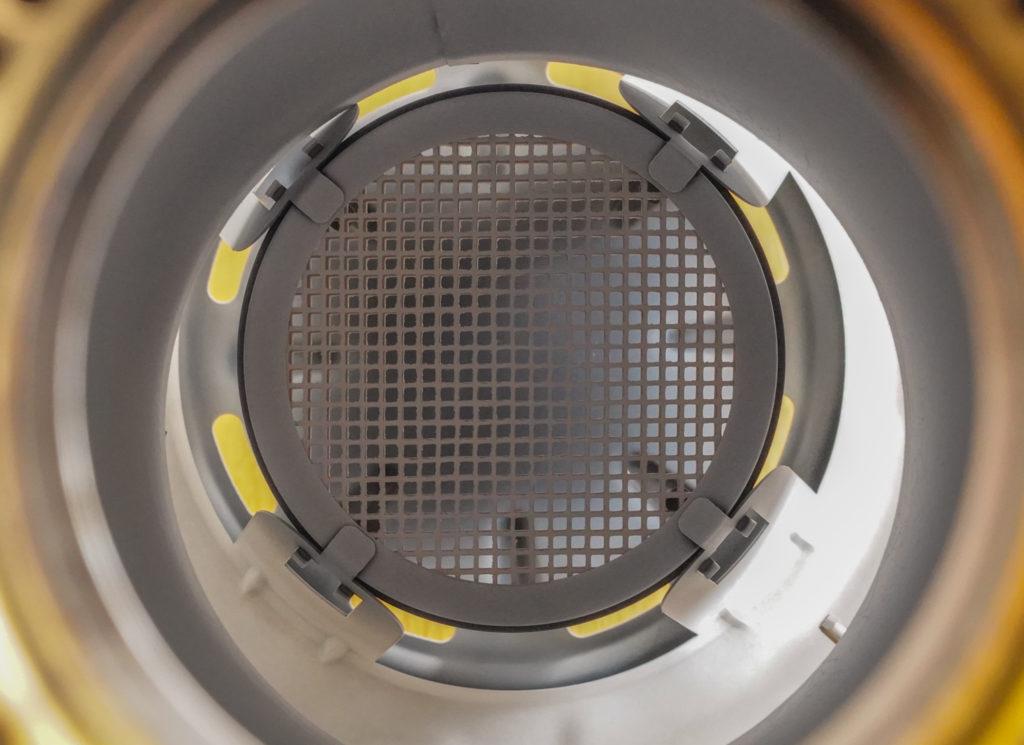 排ガス浄化触媒が備わっている