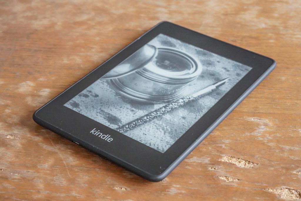 その②:Kindle Paperwhite