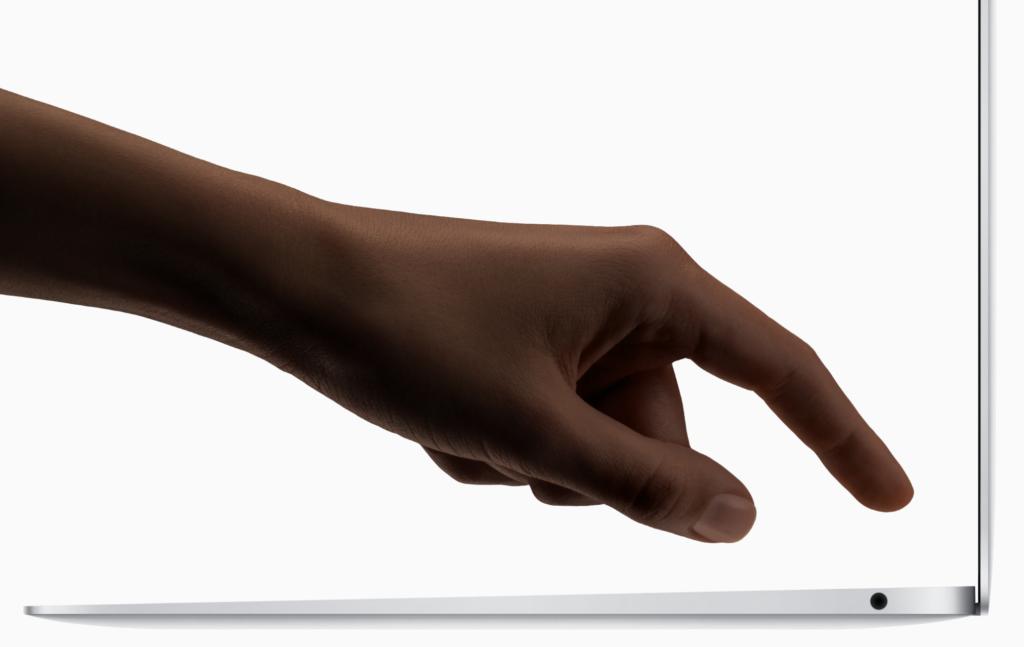 Touch IDが便利なんですよね〜!