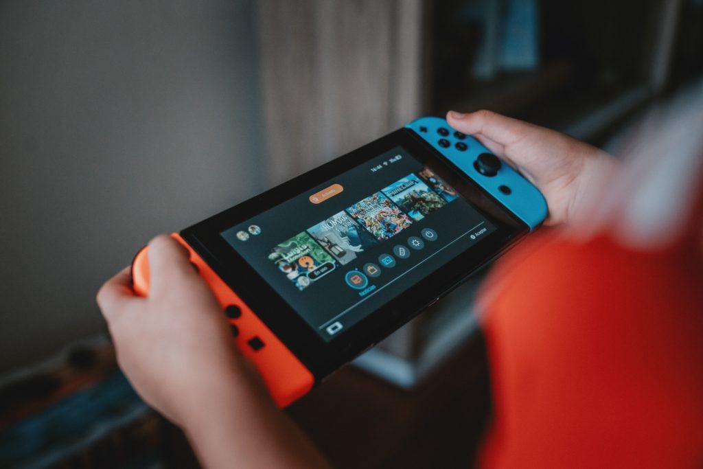 その③:Nintendo Switch
